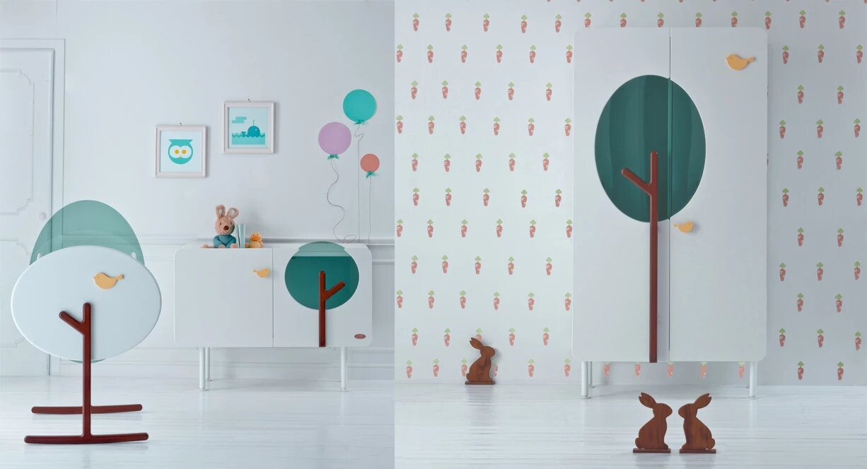 Le_Bebe_childrens_bedrooms by Alessandra Baldereschi